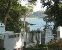 Villa fiyatına mezarlık