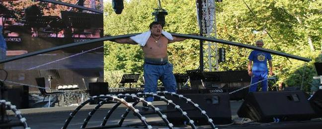 g�� yar��mas� World�s Strongest Man Giants Live