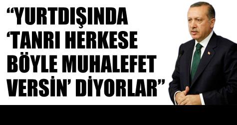Erdoğan'dan CHP'deki krize ilk yorum