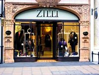 Frans�z erkek giyimci Zilli, Ni�anta��'na geldi