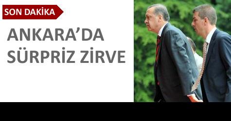 Erdoğan Koşaner'le buluştu