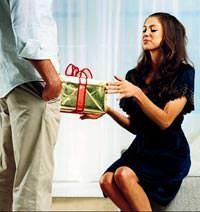 Erkekler hangi hediyeyi be�eniyor?