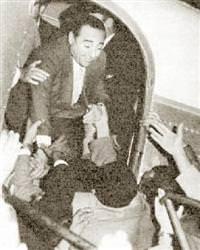 Adnan Menderes'in u�ak kazas�