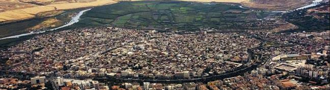 Diyarbak�r'da arsa fiyatlar� ��ld�rd�
