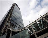 Avrupa'nın en yüksek binası İstanbul'da açılıyor