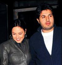 Reza Zarrab Ebru G�nde� hamile