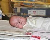 En 'premat�re' bebek