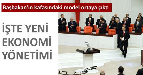 Ekonomi yönetimine yeni düzen