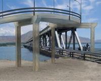 İlk 'çift katlı köprü' proje tamamlandı