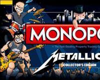 Monopoly Metallica versiyonu ��kar�yor