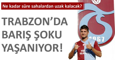 Trabzonsporda Barış Özbek şoku!