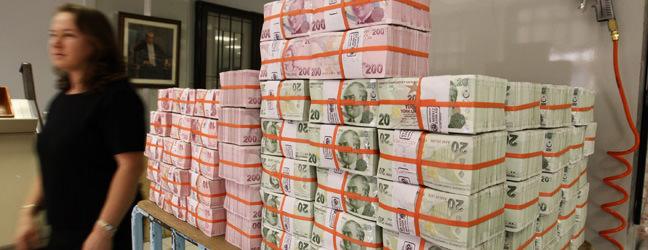 Türkiye'nin borç stoğu