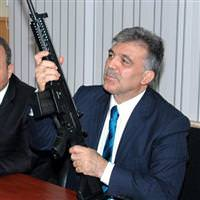 İşte Türkiye'nin milli tüfeği