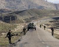 Bingöl'de saldırı: 1 şehit
