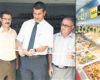 İlk helal market açıldı