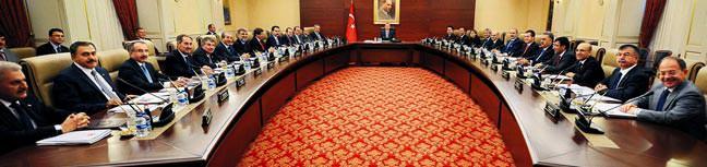 D��i�leri'nde devlet protokol�ne ayar