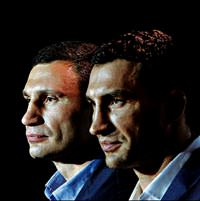 Ukraynal� �ampiyon Boks�r Siyaset Ringine Girdi