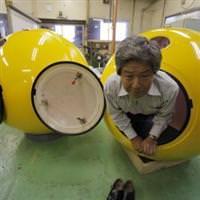 Japonlardan mini Nuh'un Gemisi