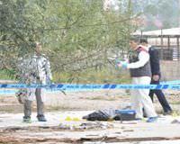 Ankara'da kad�n cesedi bulundu