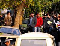 İki sokak kapatıldı Etiler İran oldu!