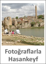 Fotoraflarla Hasankeyf