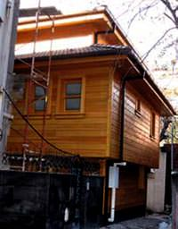 Mehmet Akif'in evini Sezen aldı