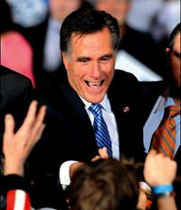 Nevada'da nseimi Romney kazand
