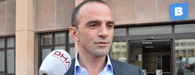 Galip Öztürk tutuklandı