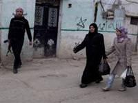 Suriye'de kad�nlara tecav�z iddias�