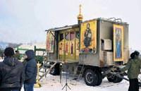 Rusya paraşütçü rahip birliği kuruyor