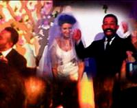 Yılın düğününden özel kareler!