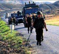Cudi'de pusu: 5 Özel Harekât polisi şehit