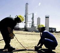 Irak'�n petrol ihracat� 23 y�l�n rekorunu k�rd�