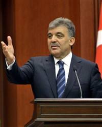 Cumhurbaşkanı Gül'den iki kritik yasaya onay