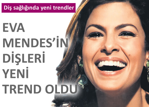 Eva Mendes'in dileri yeni trend oldu