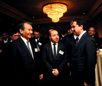 Ahmet alk alk Holding Nikkei Tsuneo Kta Ali Babacan