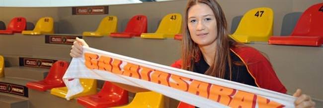Neriman Özsoy Galatasarayda