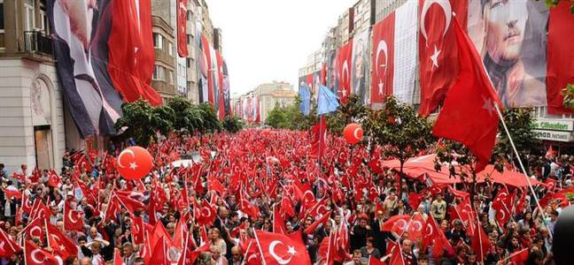 19 Mayıs Atatürk'ü Anma, Gençlik ve Spor Bayramı'nı kutluyoruz