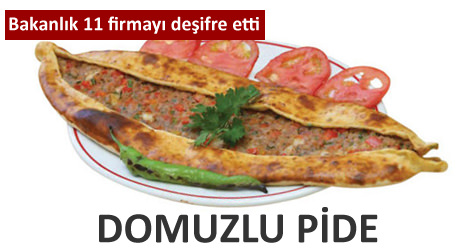Sucuğa at eti, pideye domuz eti koymuşlar!