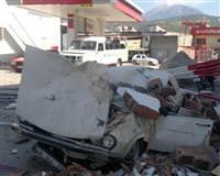 Fethiye'de şiddetli deprem