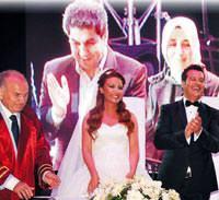 Hakan Peker evlendi