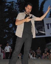 Turgay Ba�yayla kaza ge�irdi