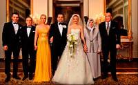 Halis Toprak oğlunu evlendirdi