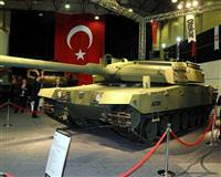 Milli tank Altay sonbaharda g�r�c�ye ��kacak