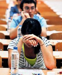 Stressiz yeni sınav sistemi