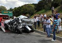 FSM K�pr�s� ��k���nda trafik kazas�