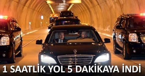 İstanbul trafiği için dev adım