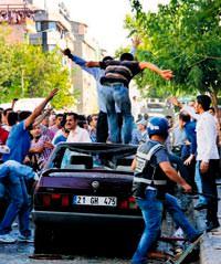 �ehit oldu, yak�nlar� BDP'yi bast�
