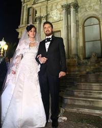 Abdülhamid'in torunu evlendi