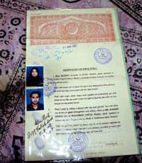 Pakistanl� Kad�nlar Art�k Kendi Se�tikleriyle Evleniyor